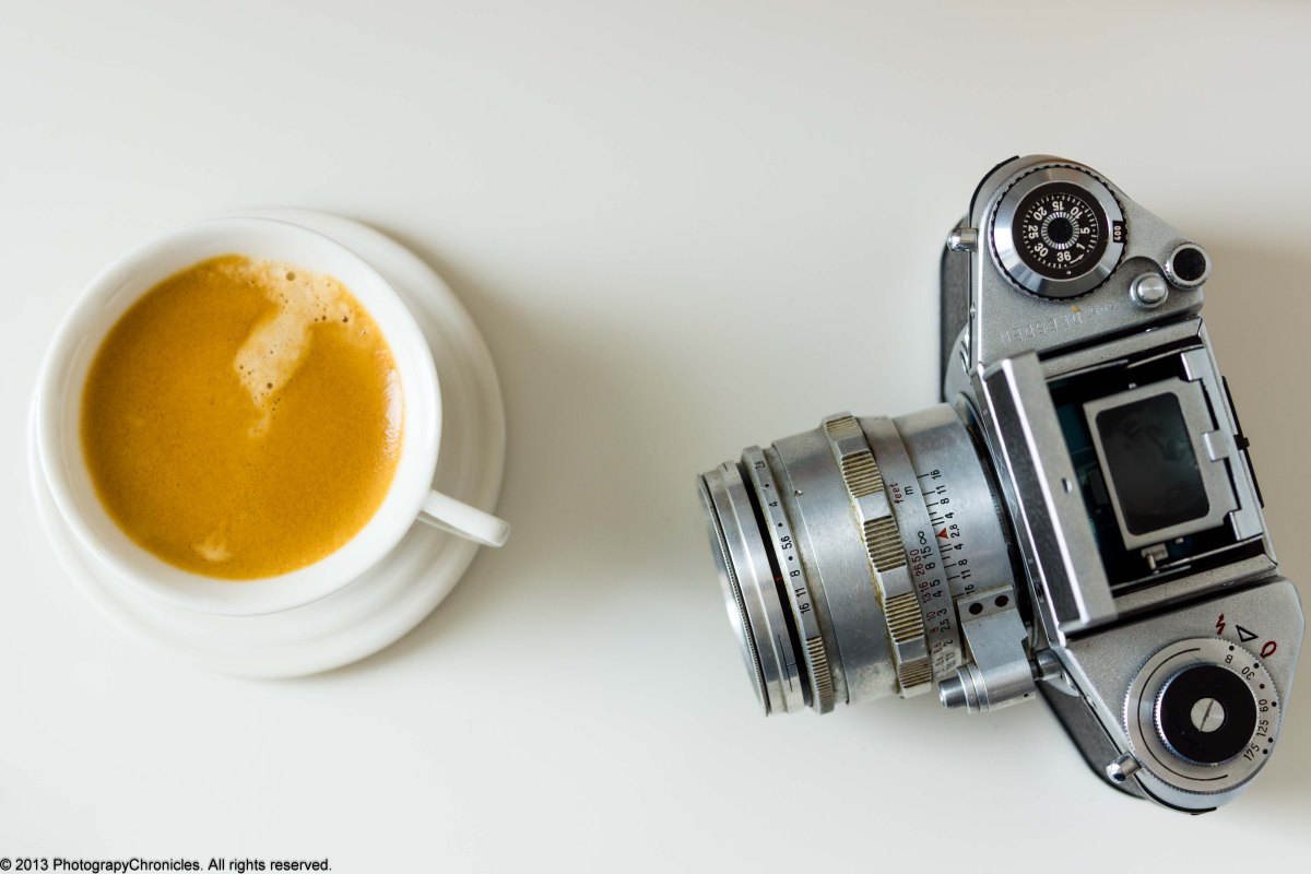Coffee and Photography