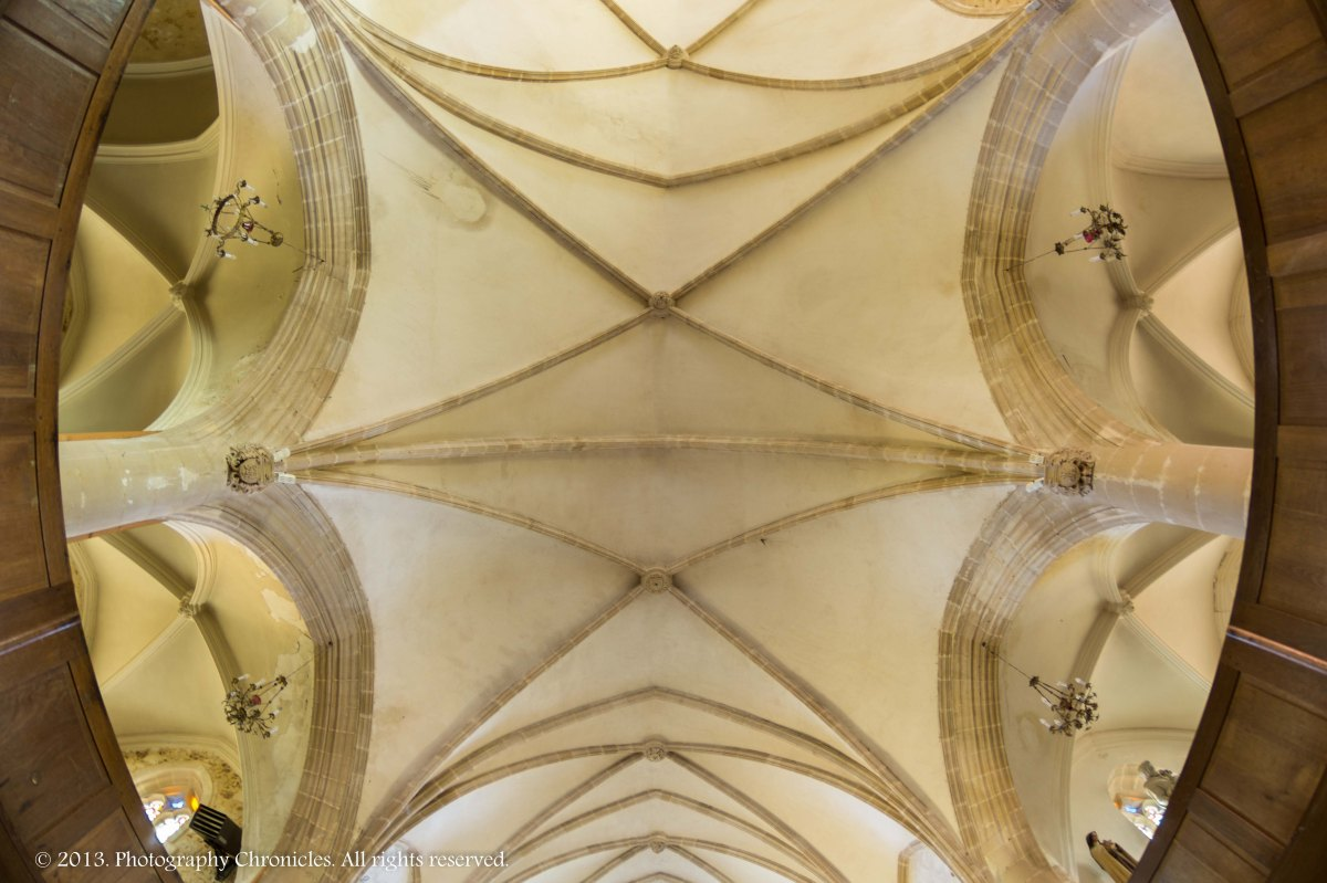 Church ceiling 1