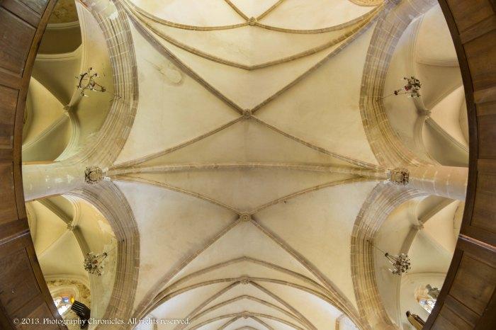 Church ceiling 1