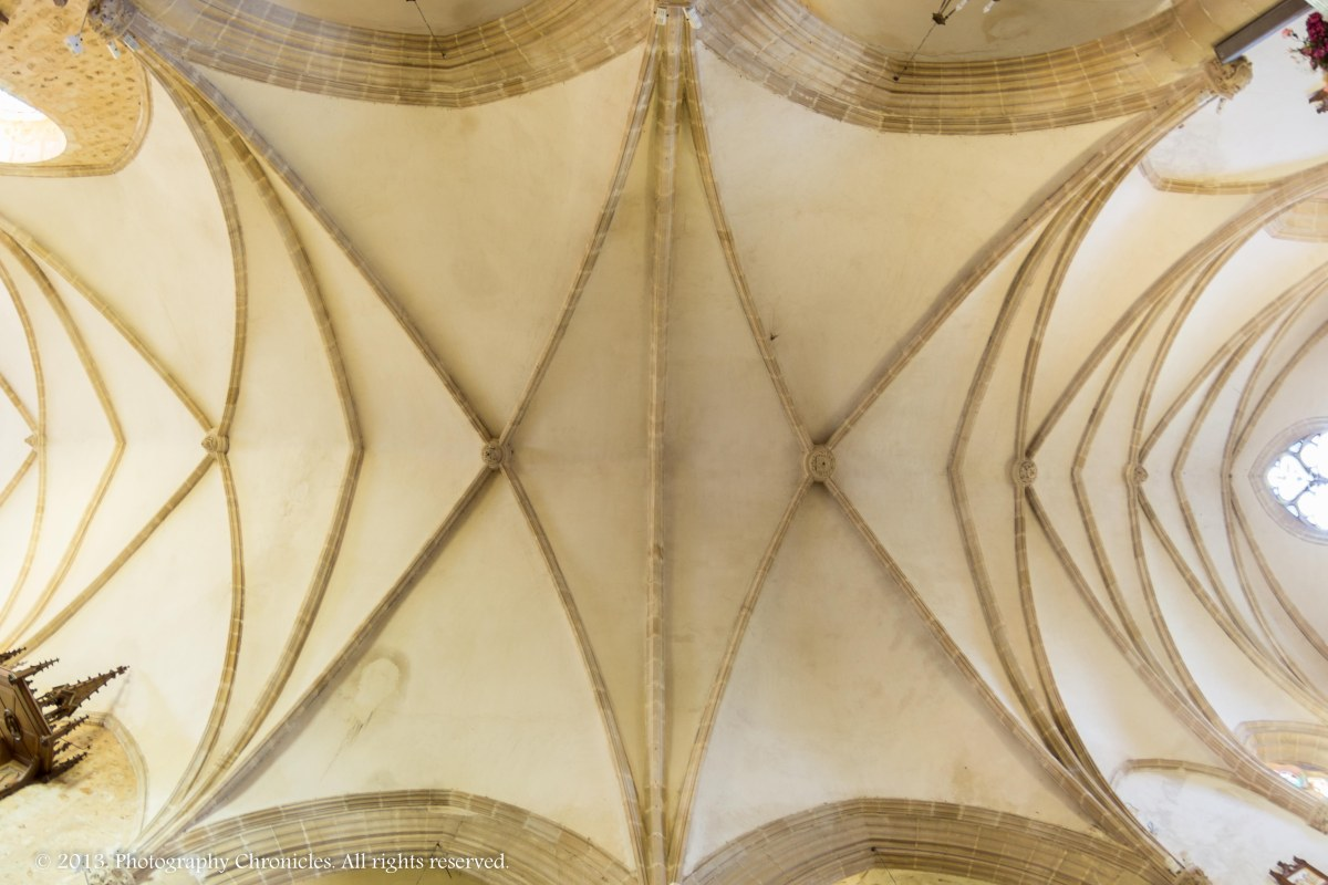 Church ceiling 2