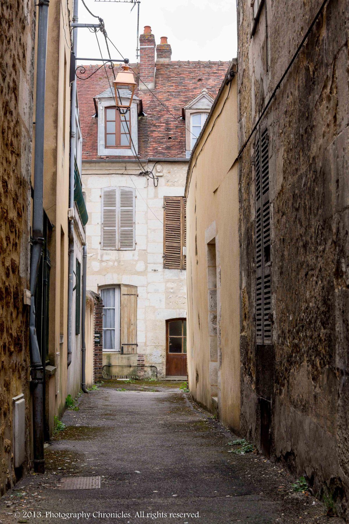 Back street Bellême