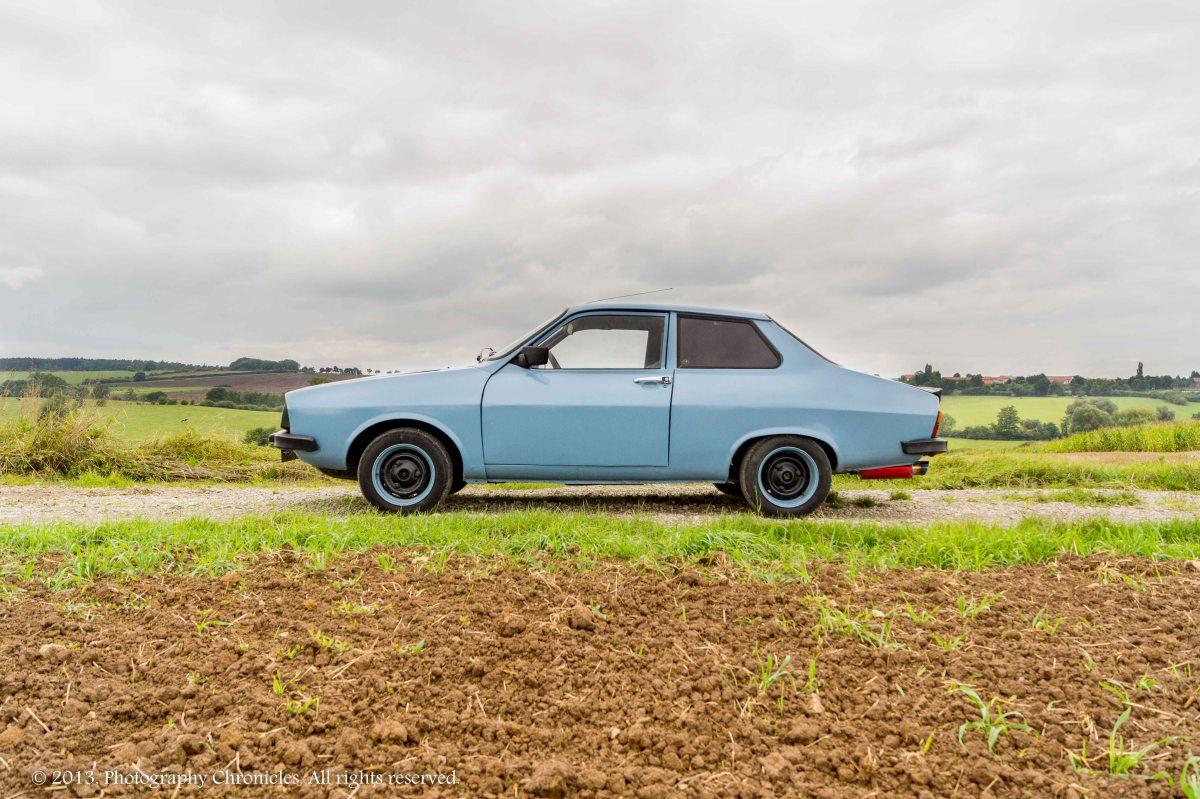 Dacia 1410 Sport - Before Photoshoot 1