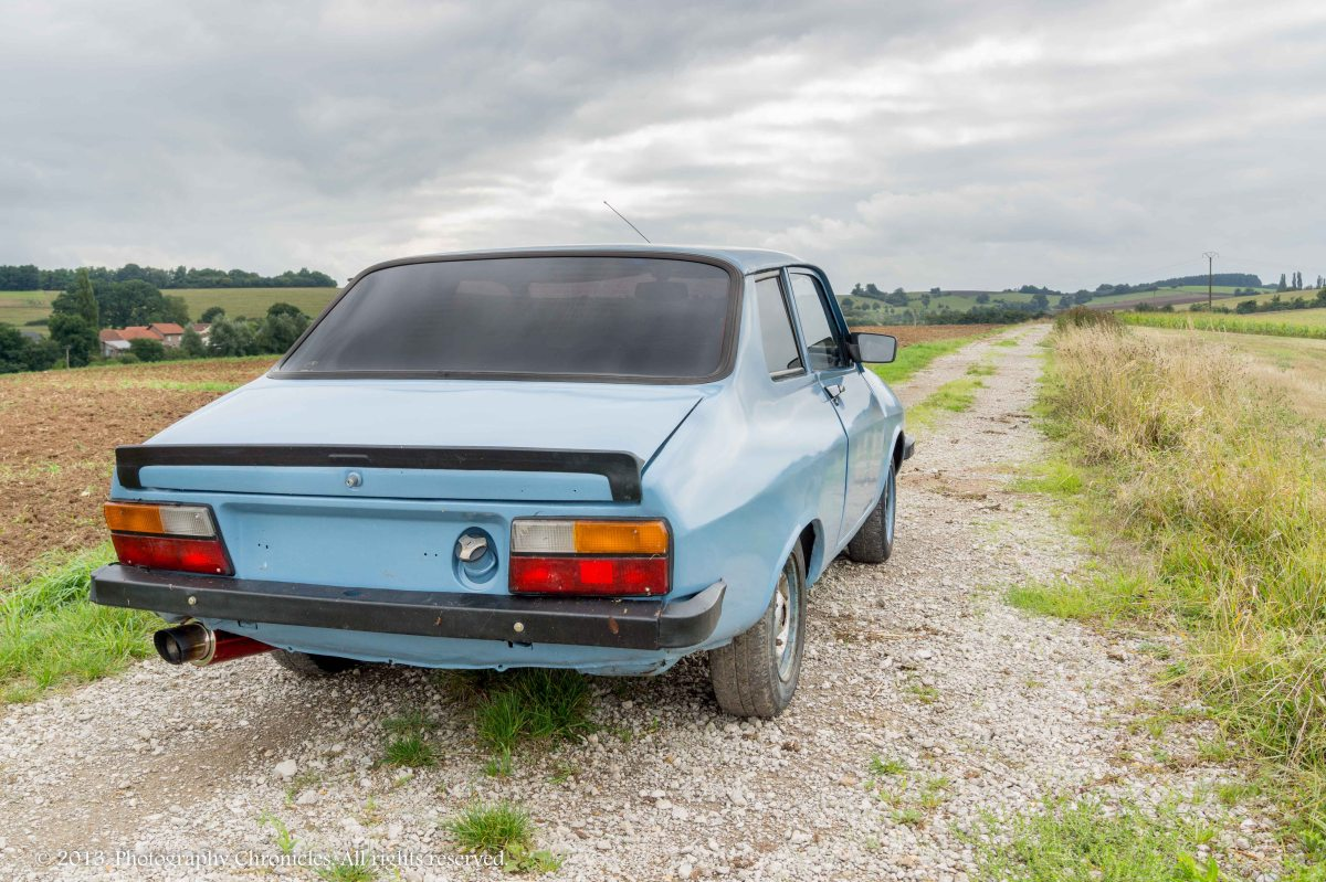 Dacia 1410 Sport - Before Photoshoot 2