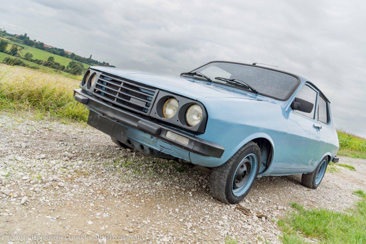 Dacia 1410 Sport - Before Photoshoot 3