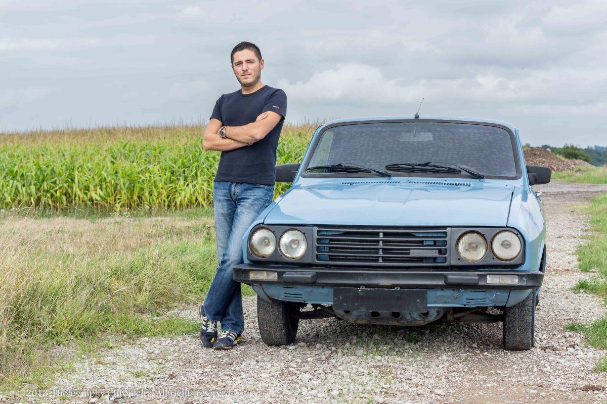 Dacia 1410 Sport - Before Photoshoot 7