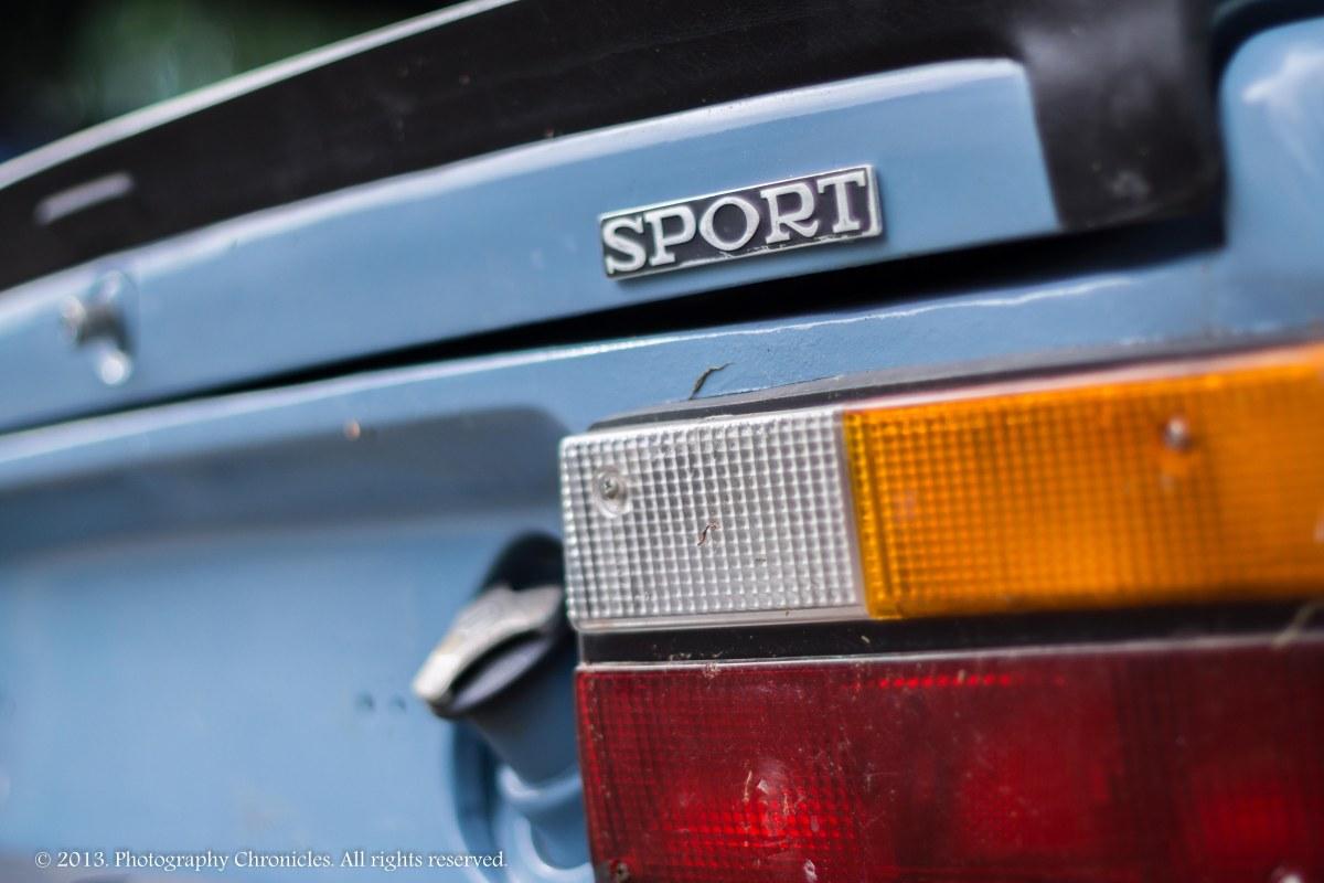 Dacia 1410 Sport - Before Photoshoot 5
