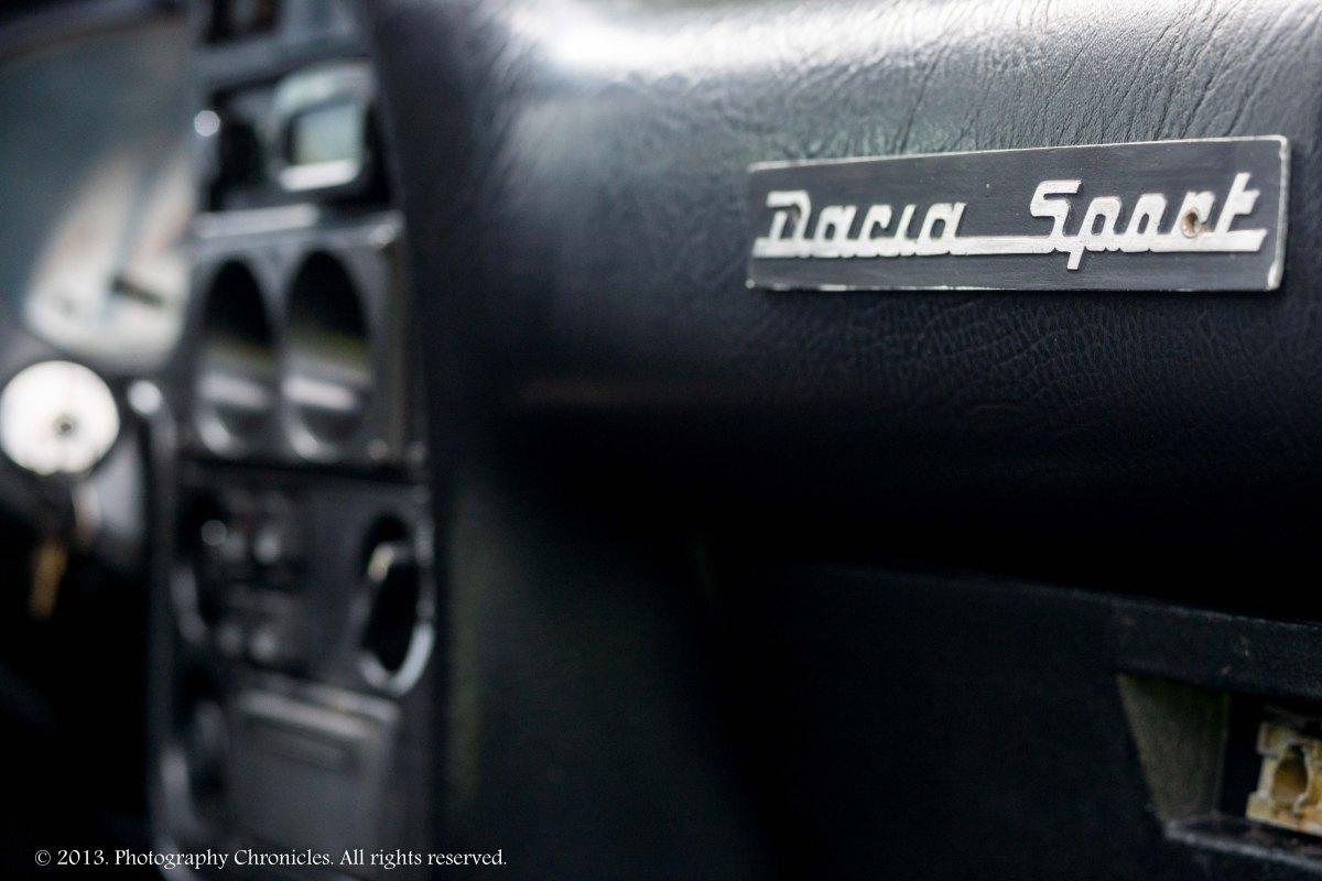 Dacia 1410 Sport - Before Photoshoot 6