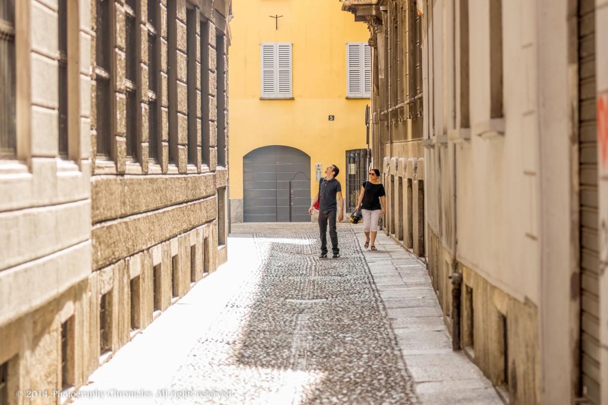 Through Milano Streets 2