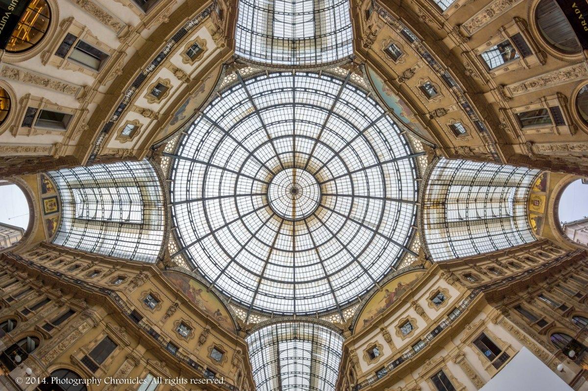 Galleria Vittorio Emanuele II - 2