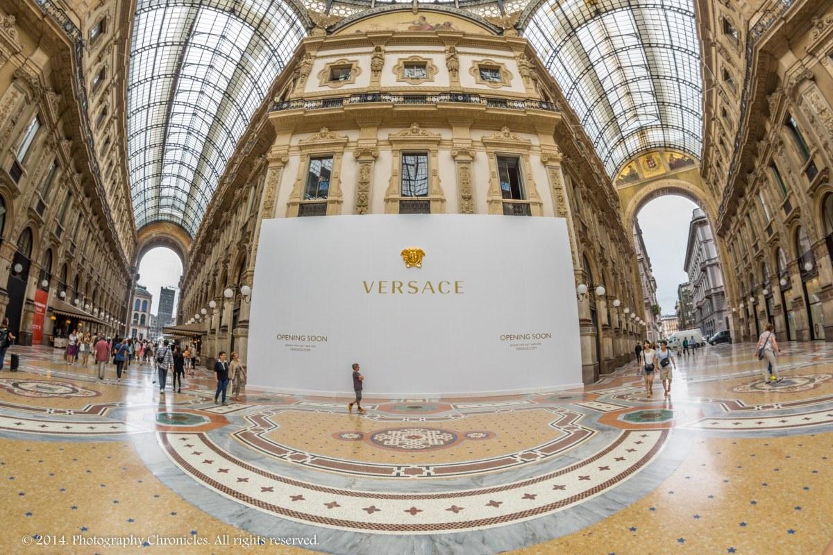 Galleria Vittorio Emanuele II - 3