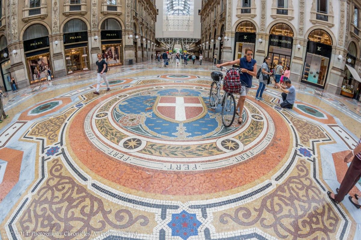 Galleria Vittorio Emanuele II - 4