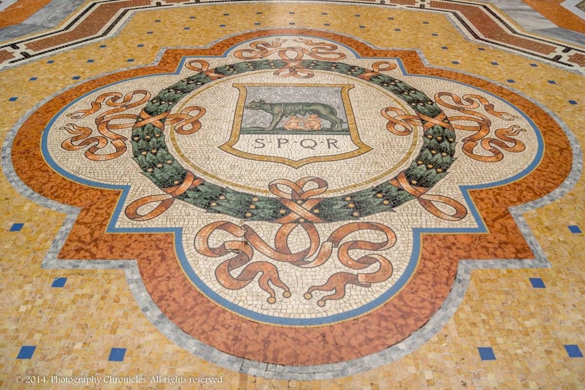 Galleria Vittorio Emanuele II - 5