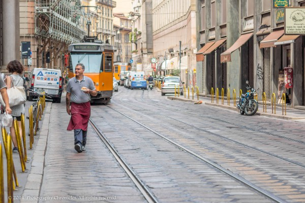 Food delivery in Milano