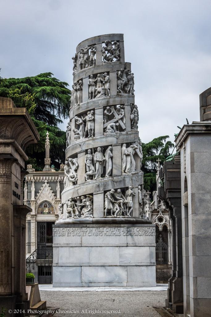 Cimitero Monumentale Milano 5