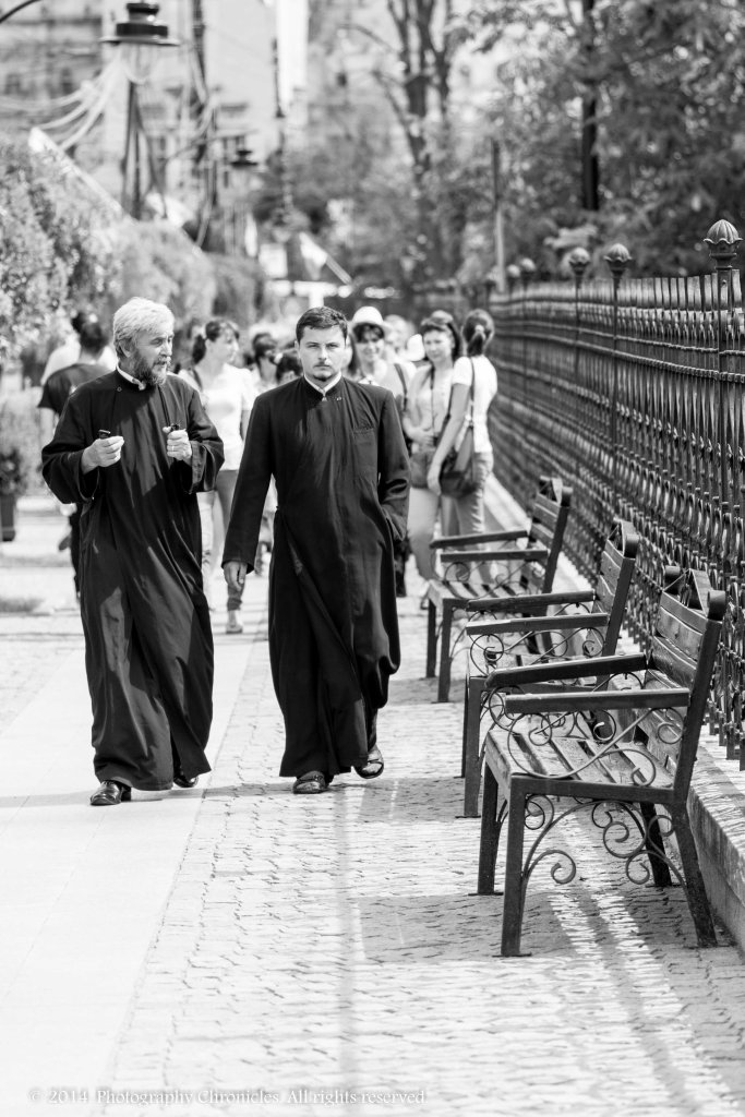 Iasi - priests