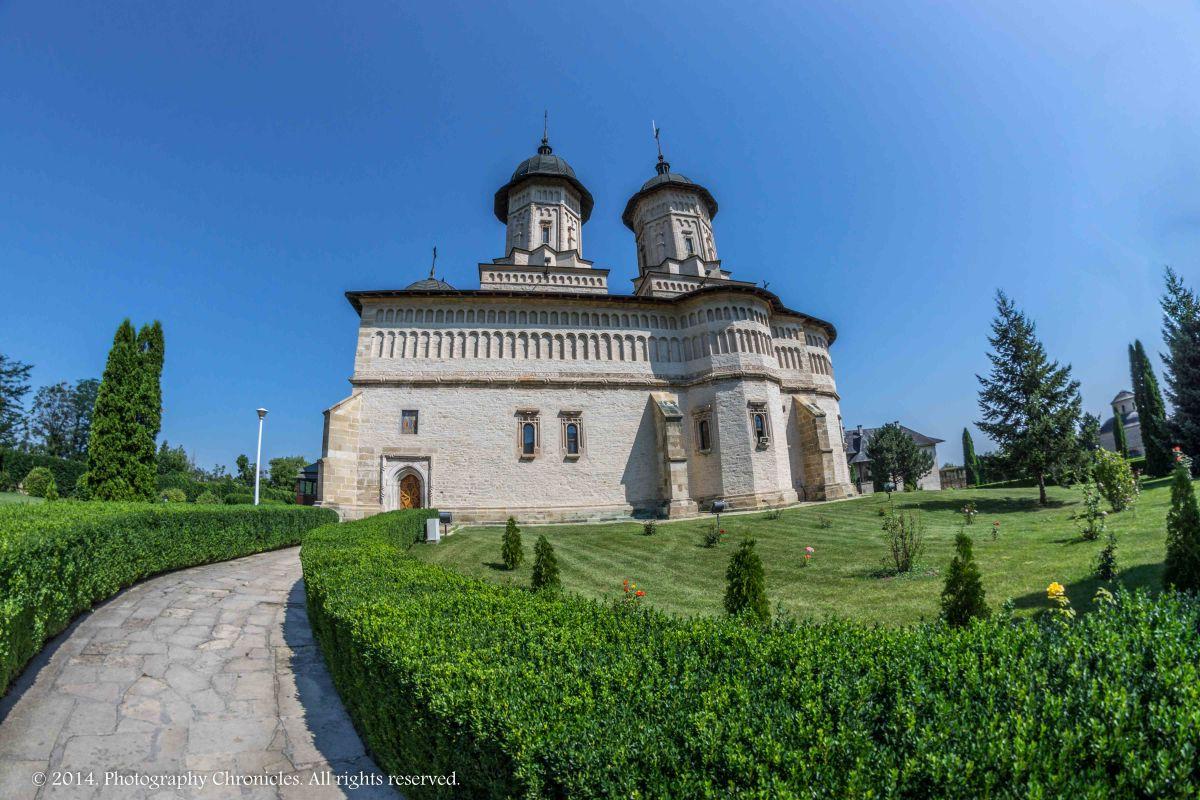 Iasi - monastery 1