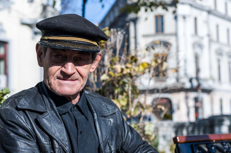 #TBT - Romanian street portrait