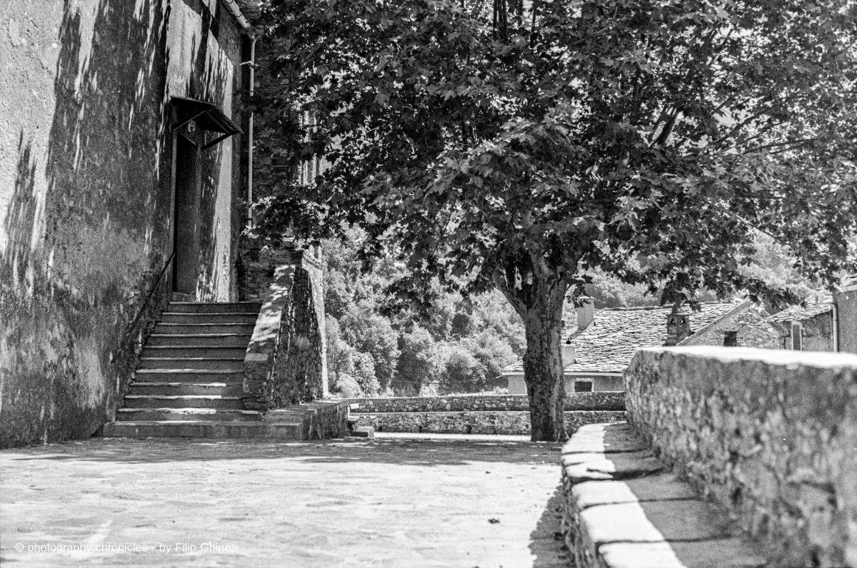 Village Square - Corsica